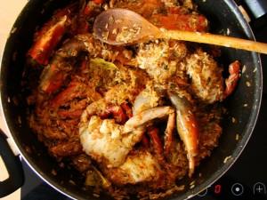recette matoutou de crabe