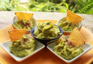 guacamole antillais