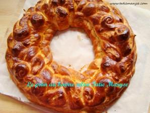 pain au beurre Martinique