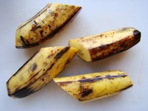 comment cuire la banane légume