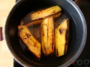technique pour cuire la banane plantain