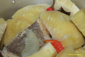cuire le fruit à pain
