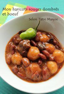 recette haricots-rouges-dombres
