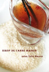 sirop de canne martinique