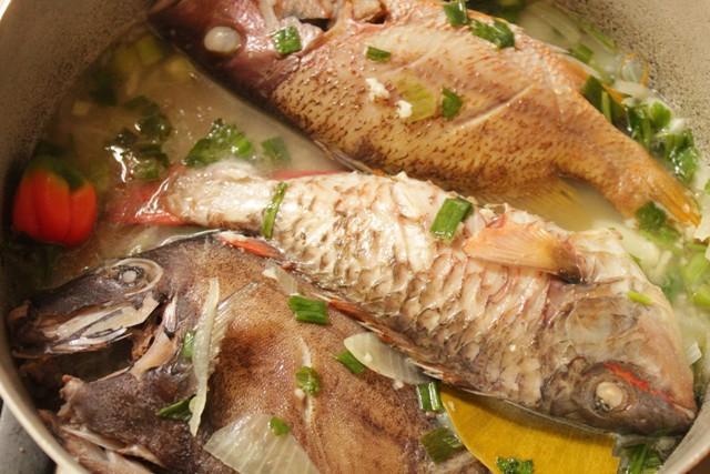 Le blaff de poisson recette hypocalorique - Recette de cuisine antillaise guadeloupe ...