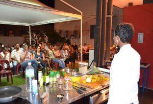 show culinaire Tatie Maryse