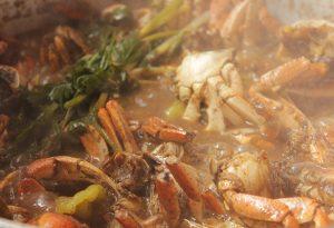 recette matoutou crabe de terre