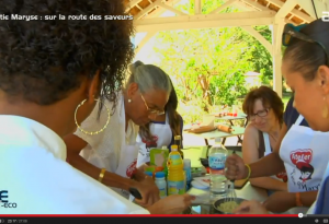 Atelier Tatie Maryse en Martinique