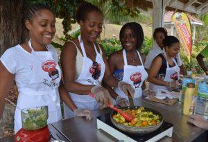 Atelier culinaire Tatie Maryse