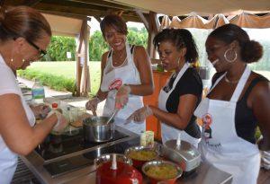 Atelier cuisine créole en Martinique