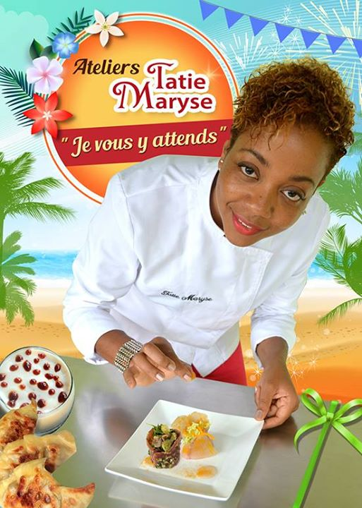 Atelier cuisine antillaise Martinique