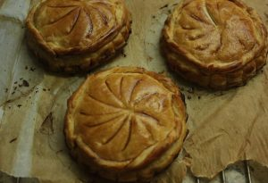 recette galette créole originale