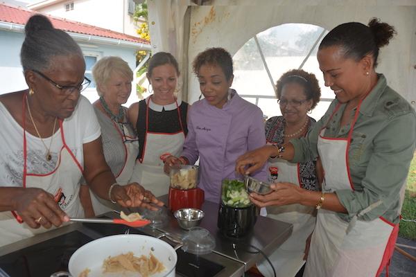 Apprendre la cuisine créole martinique