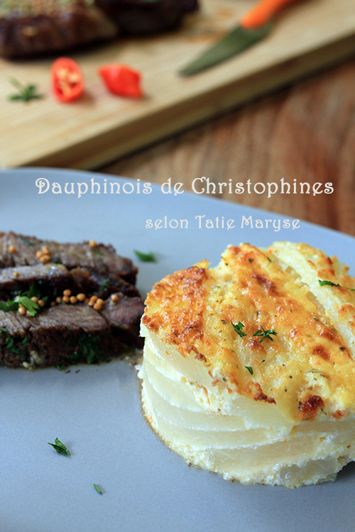 Dauphinois de Christophines