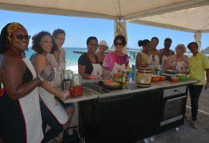 Cours de cuisine créole