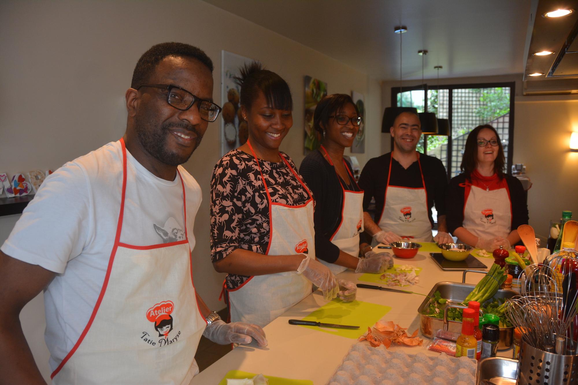Atelier cuisine antillais paris for Atelier cuisine paris