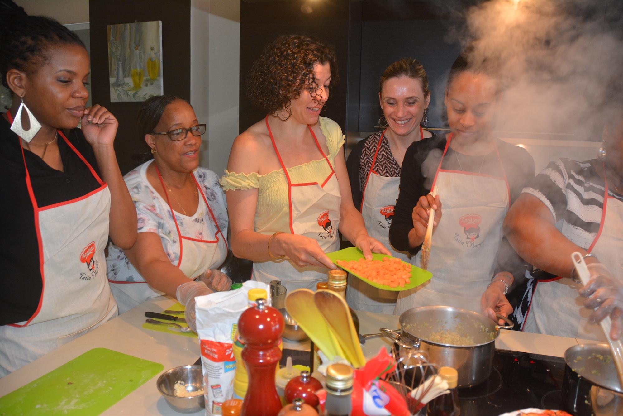 cours de cuisine exotique toulouse cuisine nous a fait 224 l aise dans le processus de