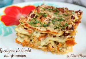 lasagnes de lambi