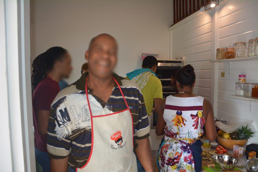 Atelier culinaire Martinique entreprise