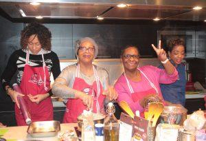 Cours de cuisine créole Tatie Maryse