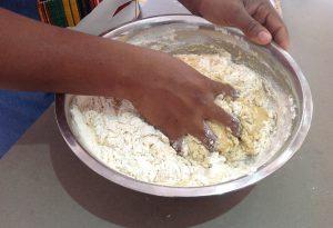 gâteau coco antillais