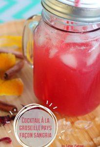 cocktail groseille pays