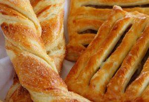 pâtisseries feuilletées