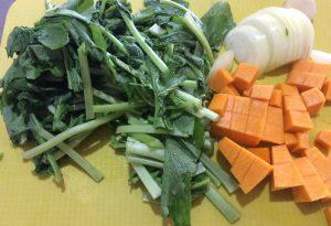 comment cuisiner les fanes des légumes