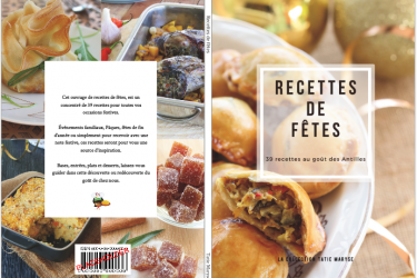 Livre Tatie Maryse recettes de fêtes