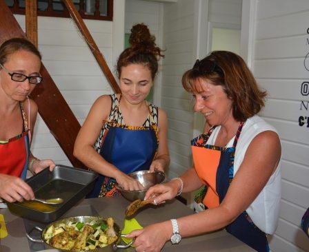 atelier cuisine typique tatie maryse