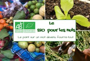 agriculture biologique bio Martinique