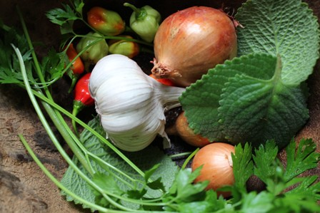 aromates cuisine antillaise