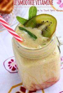 smoothie multifruits