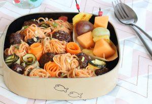 bento lunch box antillaise