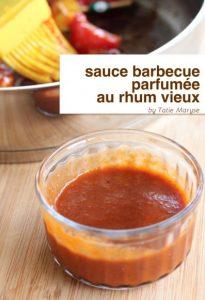 sauce barbecue créole