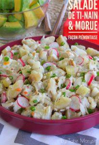 salade ti-nain façon piémontaise