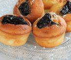 muffin aux pruneaux
