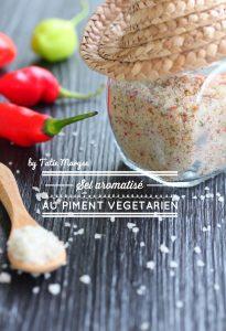 sel aromatisé au piment doux