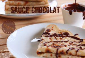 sauce chocolat vegan Martinique