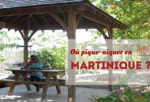 pique-niquer en Martinique Nord
