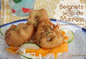beignets de mérou