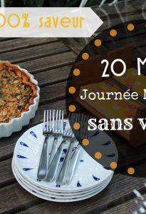 Journée mondiale sans viande Antillaise