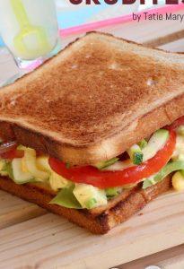 club sandwich facile