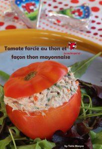tomate farcie vache qui rit