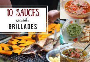 10 sauces grillades créoles