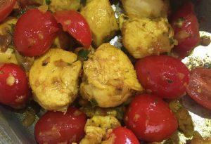 recette poulet express