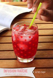 boisson rafraichissante groseille passion