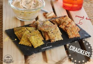 crackers aux graines antillais
