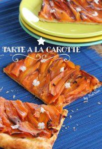 tarte à la carotte booster son système immunitaire