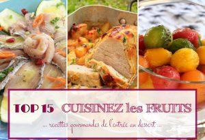 cuisinez les fruits antillais tropicaux